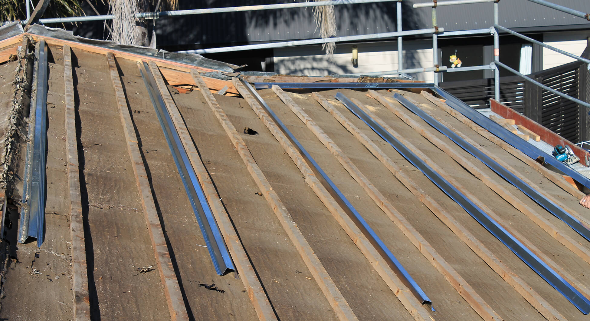 Residential Roof Purlins