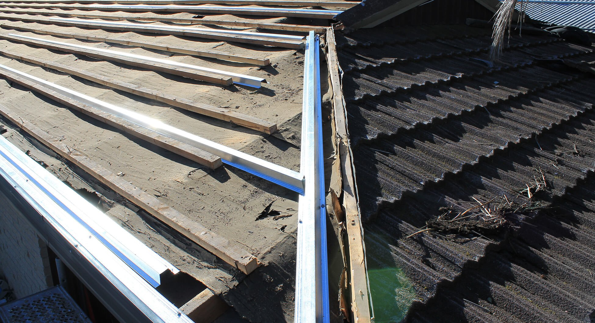 Residential Roof Purlins Rollforming Services Ltd Rollforming Services Ltd